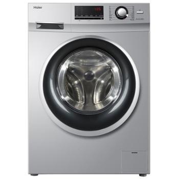 Haier/海尔 洗衣机 EG10012BKX839SU1 10公斤变频滚筒洗衣机 中途可添衣