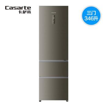 Casarte/卡萨帝 冰箱 BCD-346WDSS