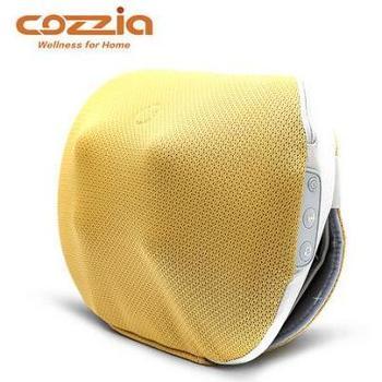 COZZIA舒思家家用颈椎按摩器腰部按摩枕背部按摩靠垫多功能腰椎仪cz-111