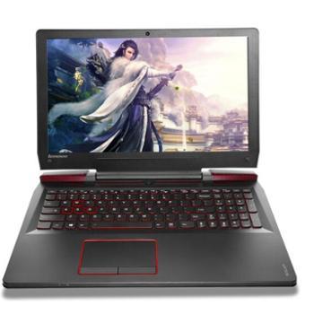 联想(Lenovo)拯救者15.6英寸游戏笔记本电脑(i7-6700HQ 8G 1T HDD GTX960M 4G独显 FHD IPS 背光)黑