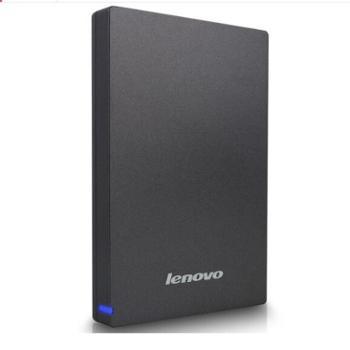 联想F309移动硬盘USB3.01T1000G高速2.5寸商务硬盘