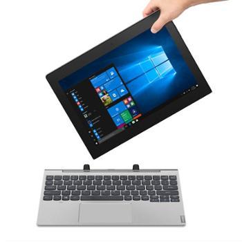 联想D330 N4000 4G 64G 10.1英寸PC平板电脑二合一pad办公娱乐笔记本超极本