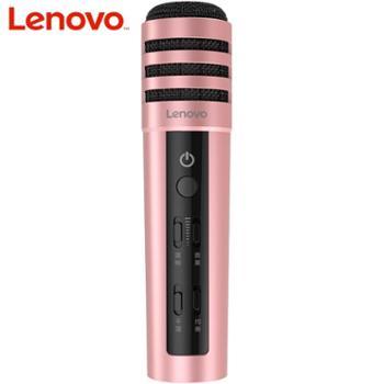 联想Lenovo UM10C直播版麦克风安卓苹果手机唱吧网络直播K歌话筒