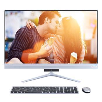 联想AIO520Si5-7200U4G500G2G独显23英寸致美商用办公台式高清轻薄一体电脑
