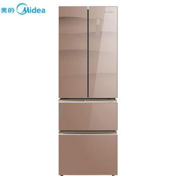 Midea美的 BCD-320WGPZM变频多门智能电冰箱节能风冷无霜冰箱