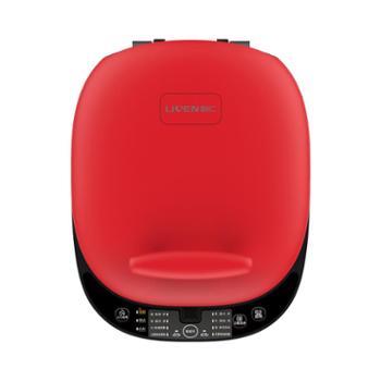 利仁LR-D6330电饼铛家用双面加热可拆洗新款煎饼机自动断电大饼锅