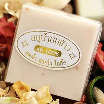 泰国纯手工米皂60g*1