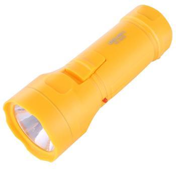 得力3661手电筒 得力LED充电手电筒 可循环充电 单个价格