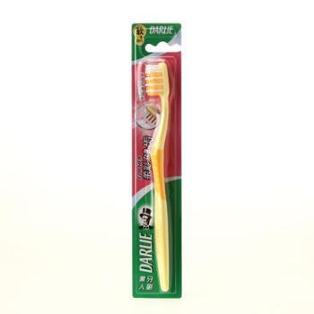 黑人 柔彩健齿牙刷一支