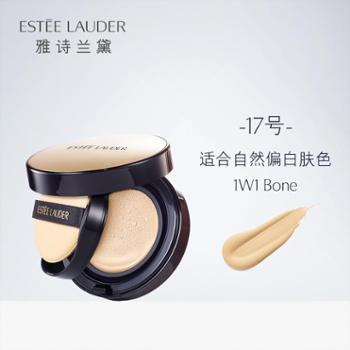 Estée Lauder雅诗兰黛持妆无暇气垫粉霜 17# SPF30+/PA+++ 12g(BB霜)