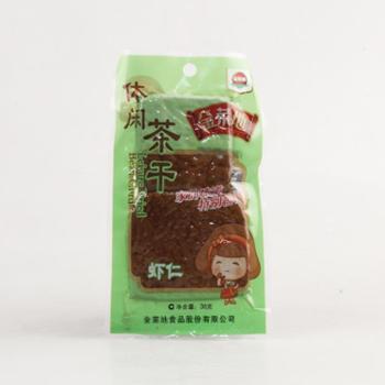 金菜地休闲茶干36g(虾仁)