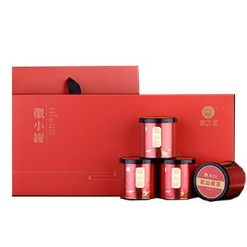 徽之元小罐茶商务礼盒 特级 12gx10 茶叶