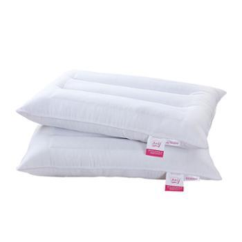 冬冬宝全棉提花决明子枕头单人舒适枕芯两用舒睡枕