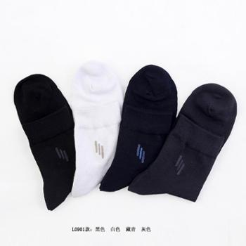 【浙江龙支付】苹果牌竹纤维袜子休闲袜男袜吸汗袜棉袜高品质袜子厂家直销12双
