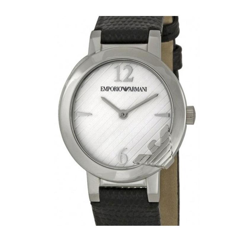 armani 阿玛尼 新款休闲高贵皮带 女士手表 ar8013