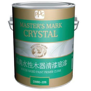 PPG大师漆晶典水性木器漆系列 清漆底漆 DM80-226/2.5KG