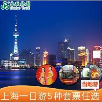 上海一日游(极目环球线C)