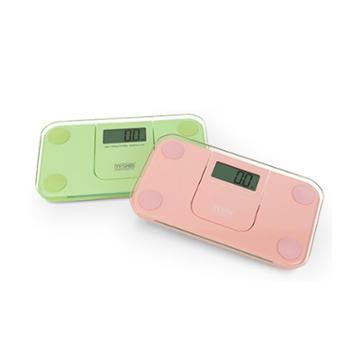 YESHM永衡YHB1007酷袋纯色电子体重秤 健康秤