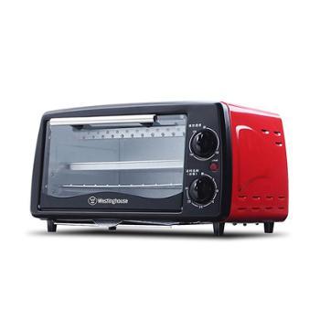 Westinghouse西屋WTO-PC1201J家用多功能电烤箱上下独立温控迷你烤箱12L