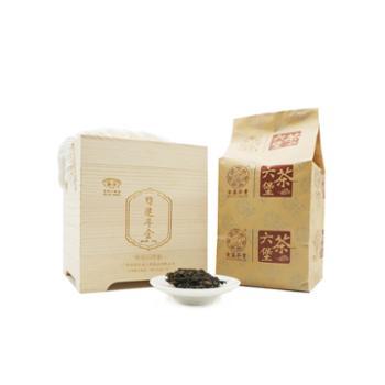 金益茶业金花六堡茶500g/盒广西黑茶
