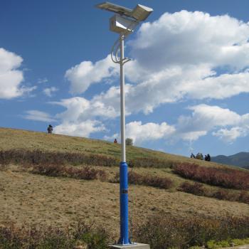 太阳能LED庭院灯