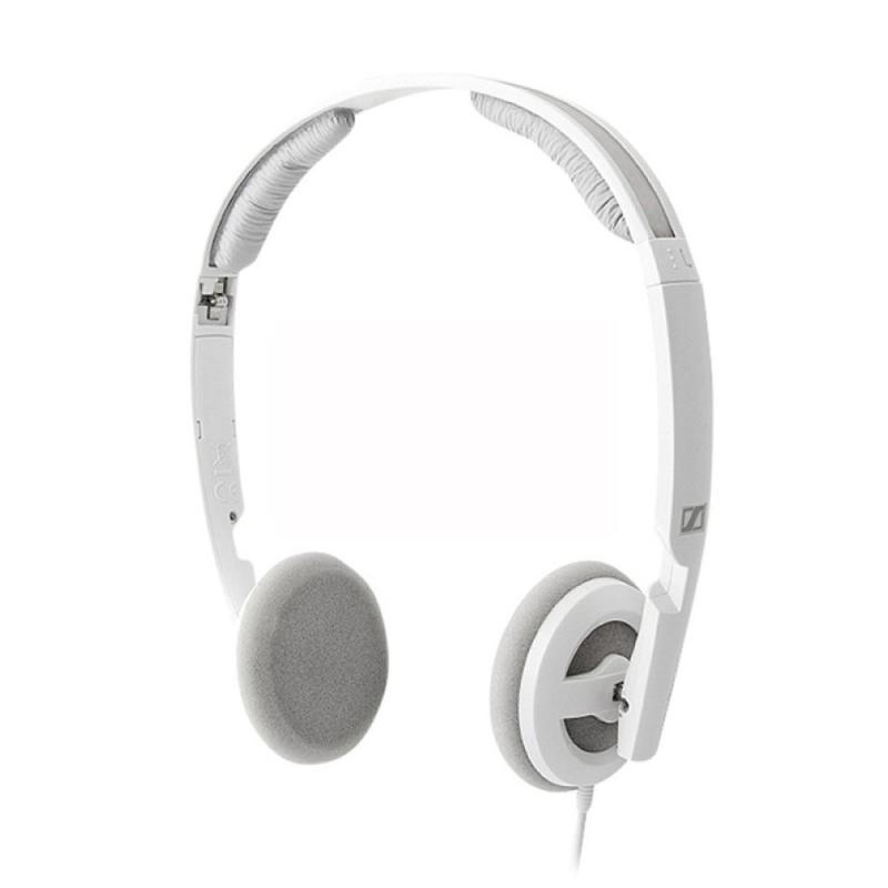 森海塞尔px 100-ii折叠立体声迷你耳机白