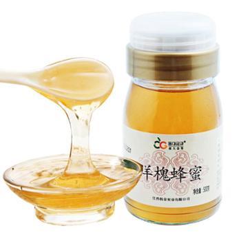 东大金果 洋槐蜂蜜 农家土特产 500gX2瓶