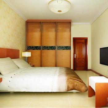 实木门室内门原木套装门卧室门MB02木缘尚品木门生产