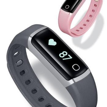 乐心ziva手环心率手环运动手环信息来电显示触摸OLED屏智能手环