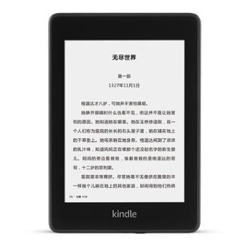 新Kindlepaperwhite电子书阅读器电纸书墨水屏经典版第四代6英寸wifi