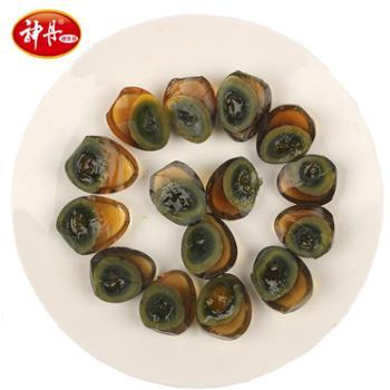 神丹鹌鹑皮蛋12枚无铅工艺湖北特产