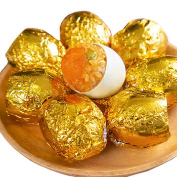 神丹金蛋粽6枚创意蛋黄粽糯米蛋传统手工风味独特