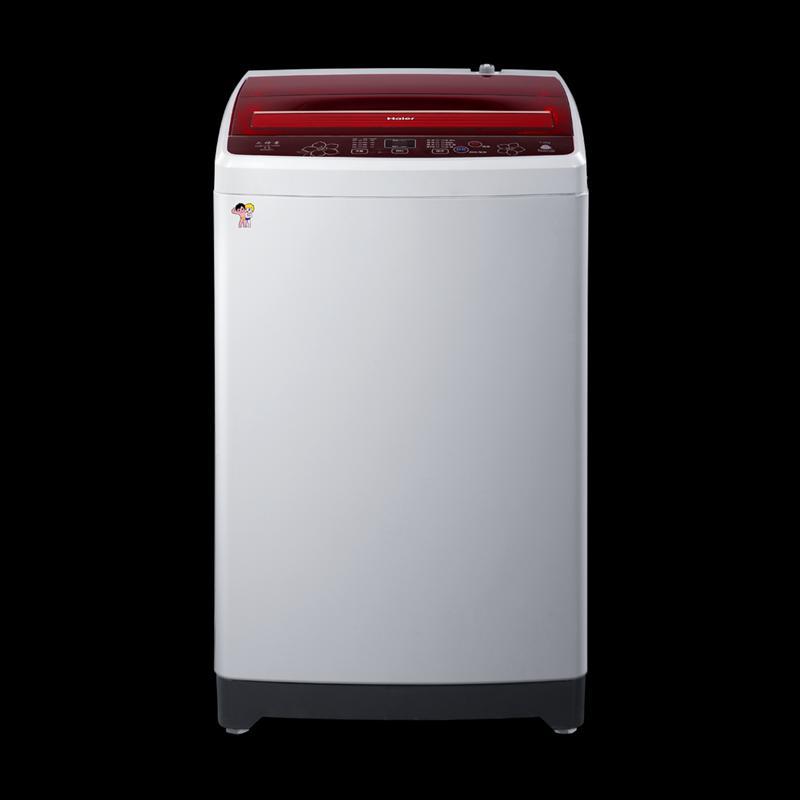 海尔全自动波轮洗衣机xqb72-m12588关爱