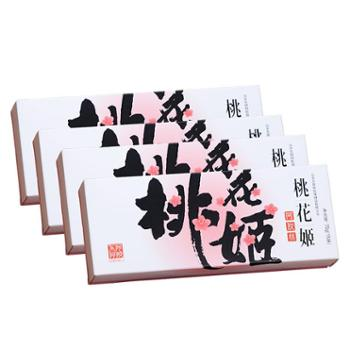 桃花姬组合75g*4盒