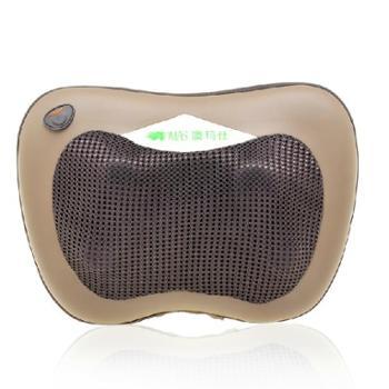 澳玛仕颈椎按摩器肩颈部腰部背部多功能车载按摩枕头家用全身靠垫