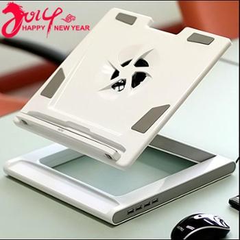韩国actto安尚散热器笔记本电脑支架散热底座酷冷折叠托架NBS-07H