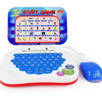OLOGY 儿童玩具 幼儿早教机 电脑点读机 宝宝学习机 儿童益智玩具3-6岁