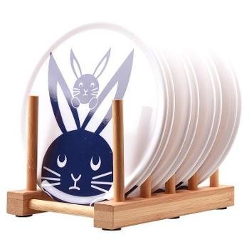 密胺餐垫隔热垫欧式圆形餐桌垫杯垫碗垫盘子垫家用菜垫子防烫锅垫