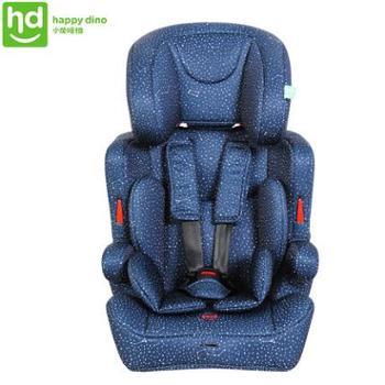 好孩子小龙哈彼汽车用儿童安全座椅婴儿宝宝坐椅9个月-12岁LCS801