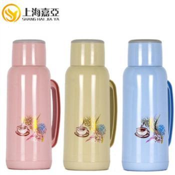 嘉亚牌塑料暖瓶热水瓶保温瓶开水瓶暖水瓶暖壶家用学生用2升