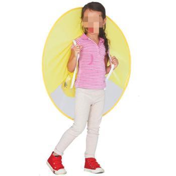 LoveLife飞碟雨衣儿童雨衣小黄鸭斗篷小孩宝宝男女幼儿园网红雨披