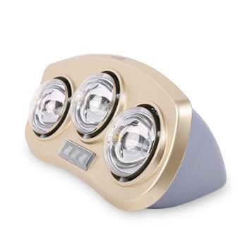 欧普照明浴霸壁挂式多功能三合一超导家用卫生间浴室灯暖暖风机