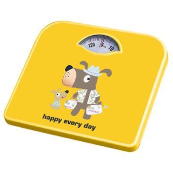 香山BR2015家用机械称体重秤体重称机械秤体重计人体秤指针