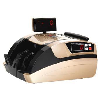 诺贝验钞机银行专用智能点钞机小型办公商用家用充电便携式B类新版人民币数钱