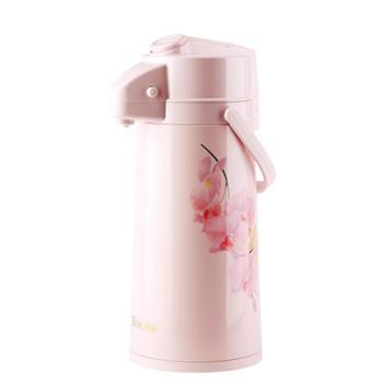宝菱气压式热水瓶家用保温壶玻璃内胆保温瓶大容量开水瓶暖壶暖瓶