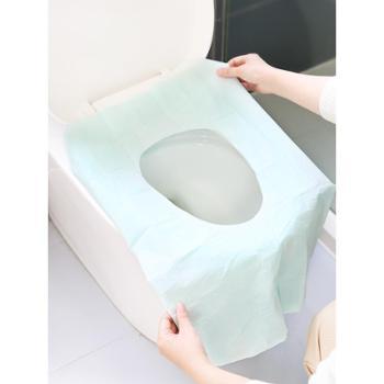 一次性马桶垫女旅行粘贴厕所酒店便携产妇旅游坐便器坐便套坐垫纸