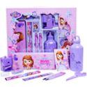 迪士尼文具套装女孩六一儿童节小学生文具礼盒儿童学习用品男