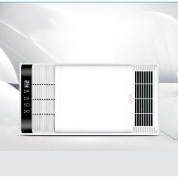 科耐特风暖浴霸卫生间浴室集成吊顶暖风机嵌入式三合一灯取暖器