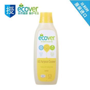 ECOVER柠檬配方生态环保超浓缩多功能清洁液1000ml