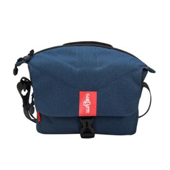卡波地 新款男女单反相机包专业单肩摄影包三角包防泼水单肩包